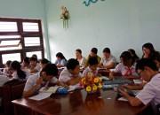 Hội thi GVG cấp trường năm học 2019-2020